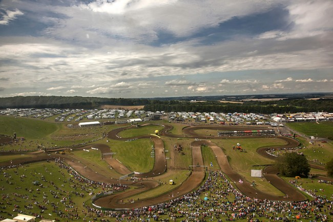 2017 Motocross of Nations Matterley Basin