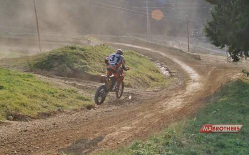 Motocross track Moeggers