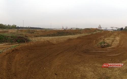 Motocross strecke Belgie - Zolder