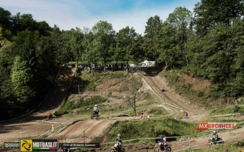 Motocross circuit Armeno