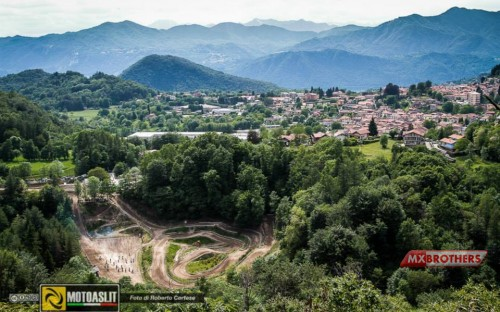 Pista motocross Armeno