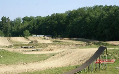 Motocross track Neumatt - Rahling