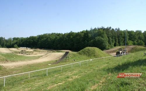 Motocross track Neumatt - MC Corbeaux