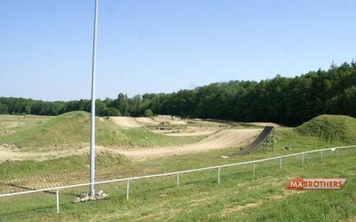 Motocross track Neumatt - Rahling - France