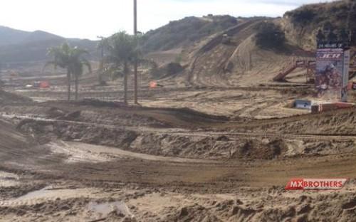 Motocross piste Glen Helen - California