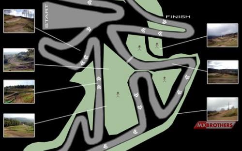 Track view Loket motocross