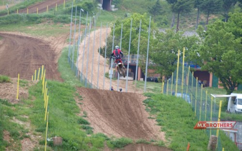 Motocross circuit Esanatoglia