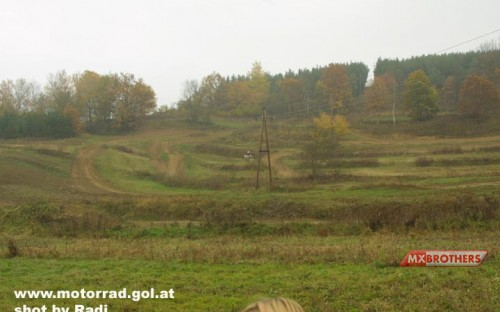 Motocross strecke Obersdorf