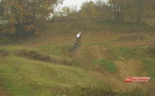 Motocross track Obersdorf