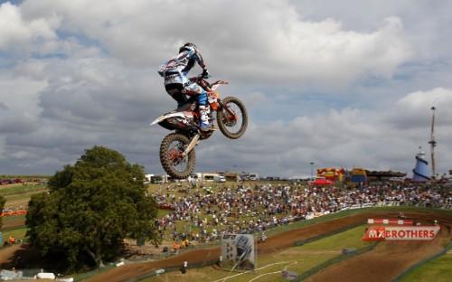 Matterley Basin Piste motocross