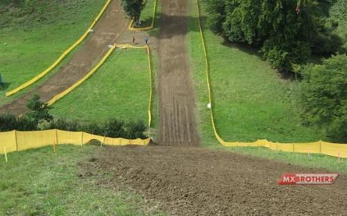Motocross strecke Roggenburg