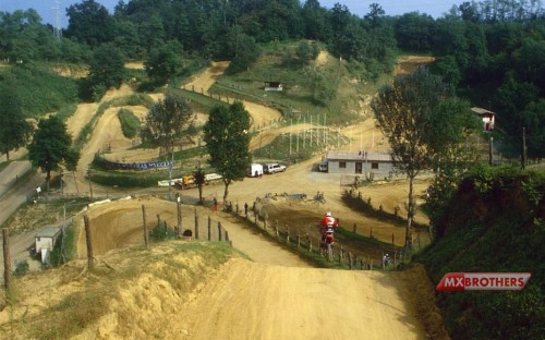 Motocross track Asti