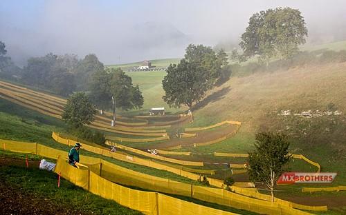 Motocross piste Roggenburg