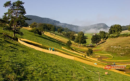 Motocross circuit Roggenburg