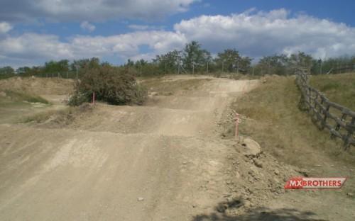 Motocross strecke Grosshoflein