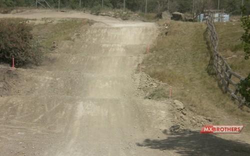Motocross track Grosshoflein