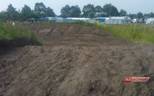 Piste motocross Joure - Pays Bas