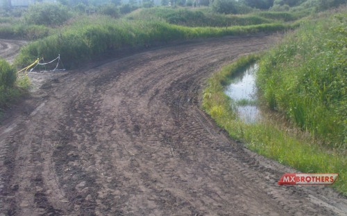 Motorcrossbaan Joure - Friesland
