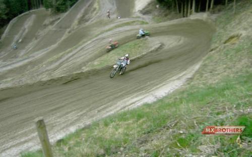 Strecke MX Birkfeld