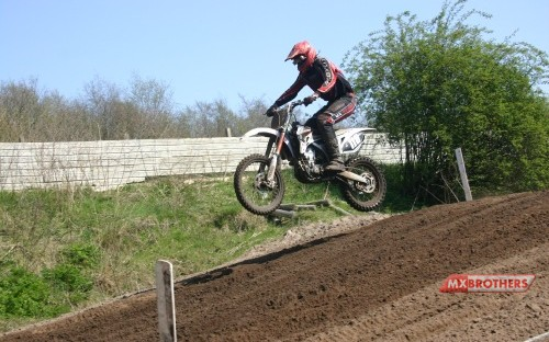 Motocross Trat Makkinga - The Netherlands