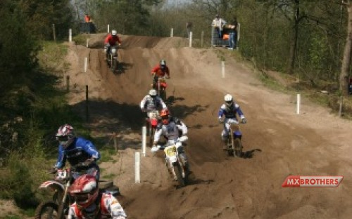 Motocross piste Makkinga - The Netherlands