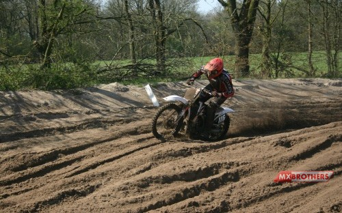 Motocross banor Makkinga - The Netherlands