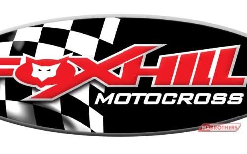 Foxhill motocross track logo