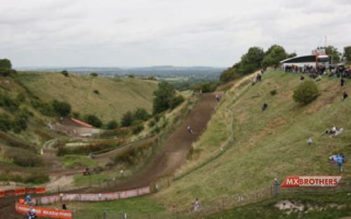 Foxhill motocross strecke
