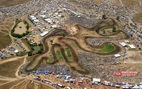 Hangtown motocross strecke