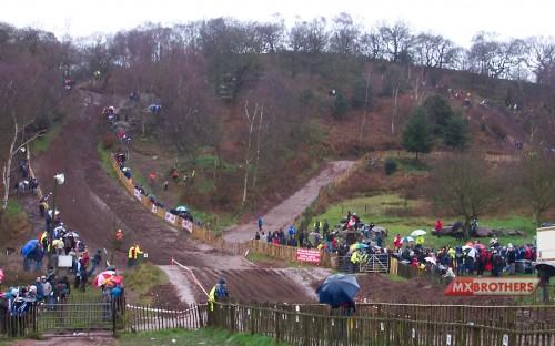 Hawkstone Park Motocross Track