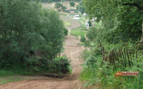 Hawkstone Park Motocross Track - Home of the International MX