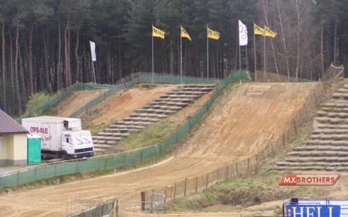 Motocross Track Neeroeteren - Belgium