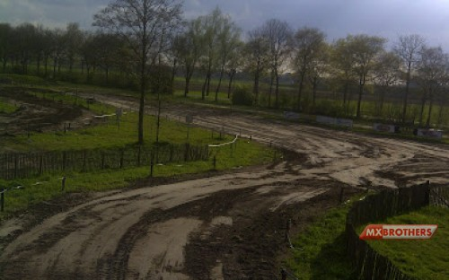 Motocross track Den Dungen