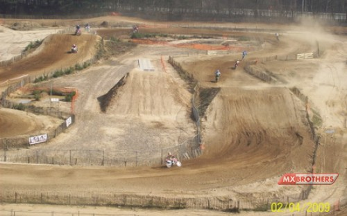 Overview - MX track Genk