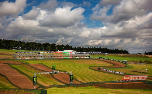 Matterley Basin motocross circuit