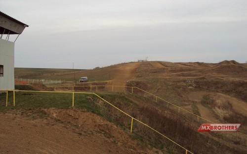 Motocross track Chelmno - Poland
