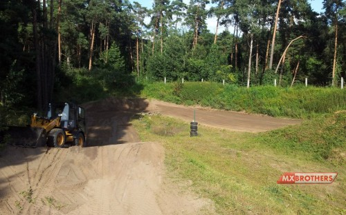Motocross Circuit Bestensee - Germany