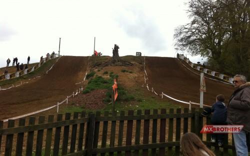 Motocross Strecke Cadders Hill - Lyng - United Kingdom