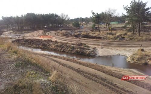 Motocross Track Makkinga - The Netherlands
