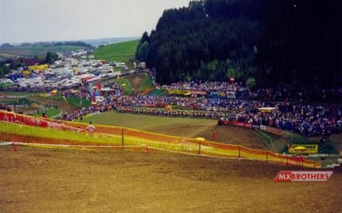 Motocross strecke Schwanenstadt - Osterreich
