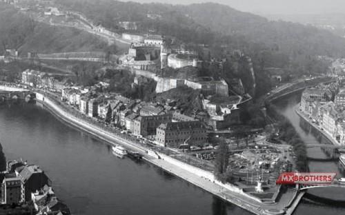Motocross track Namur - Belgium