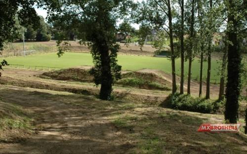 Motocross Strecke Orp le Grand