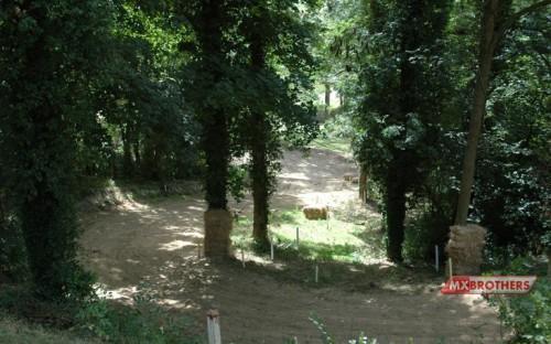 Motocross track Orp le Grand - la Petite Gette