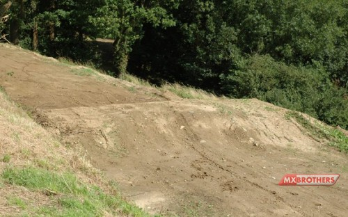 Piste Motocross Orp le Grand