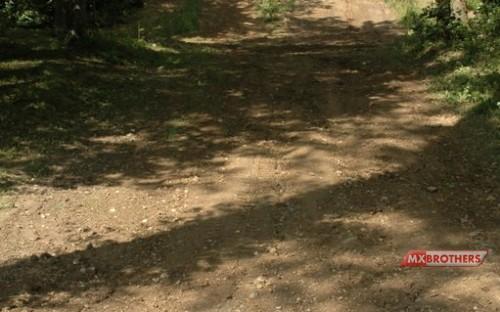 Motorcross track Orp le Grand - la Petite Gette
