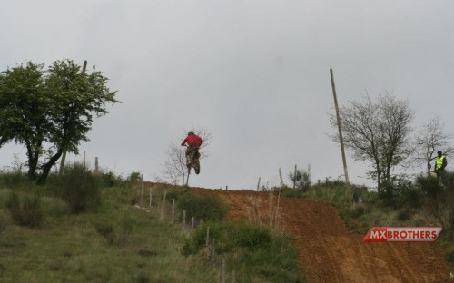 Motocross Track Salles sur l'Hers - France