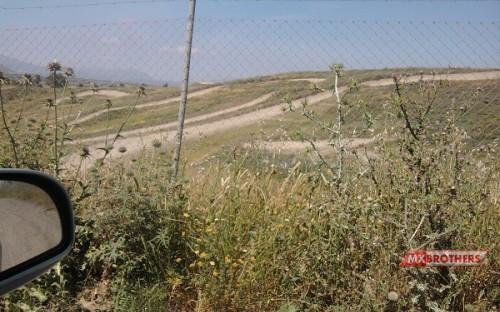 Motocross Strecke Aljaima - Cartama - Spanien
