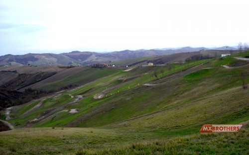 Motocross Track Castel San Pietro - Italy