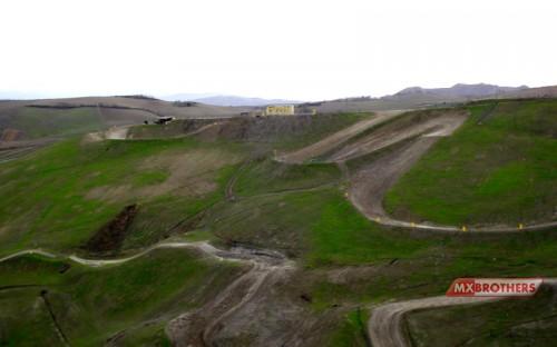 Motorcrossbaan Castel San Pietro - Italië
