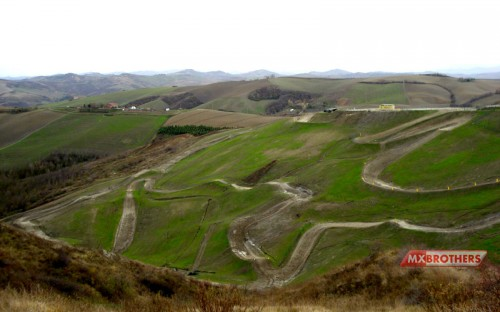 Motocross Circuit Castel San Pietro - Italien